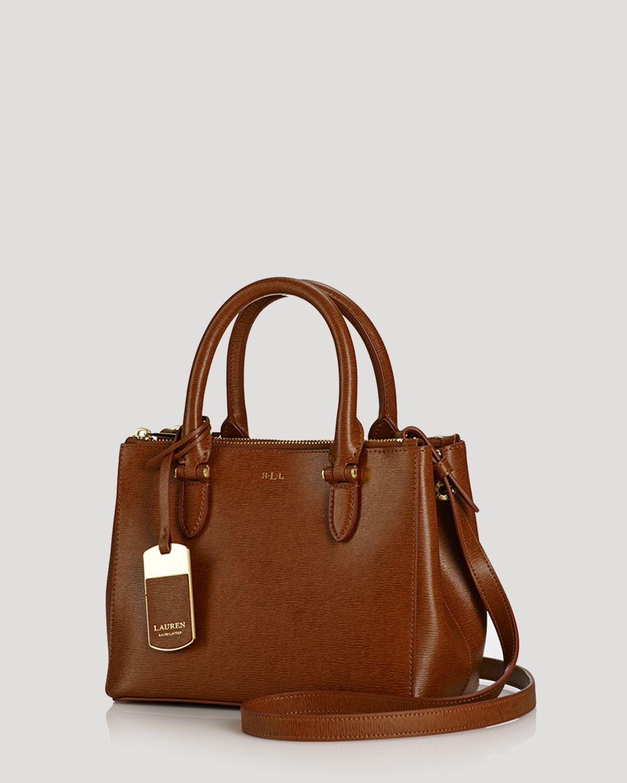 Ralph Lauren Käsilaukku : Lyst ralph lauren mini bag newbury double zip in