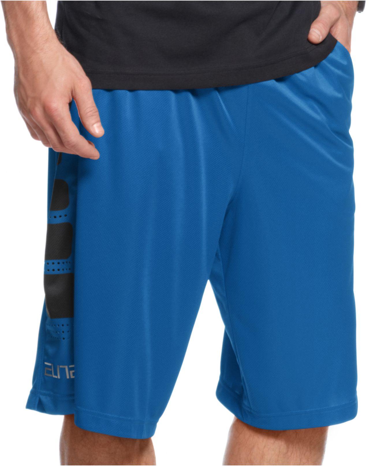 065f548ba525 Lyst - Nike Men s Elite Stripe 12