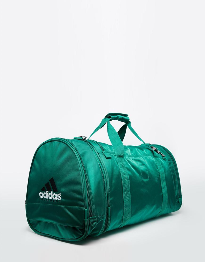 e55290167f Lyst - adidas Originals Equipment Duffle Bag in Green for Men