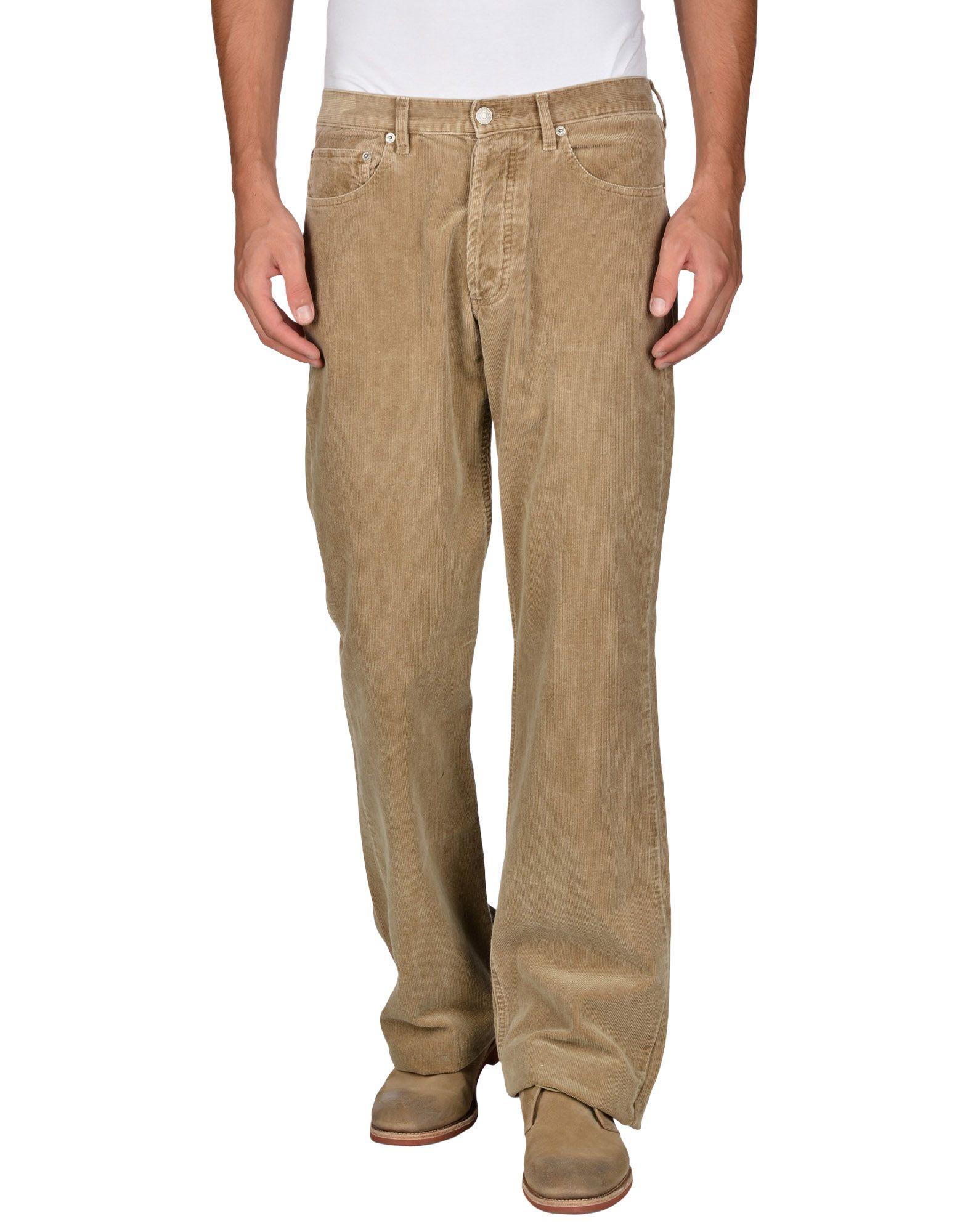 lyst dries van noten casual trouser in brown for men