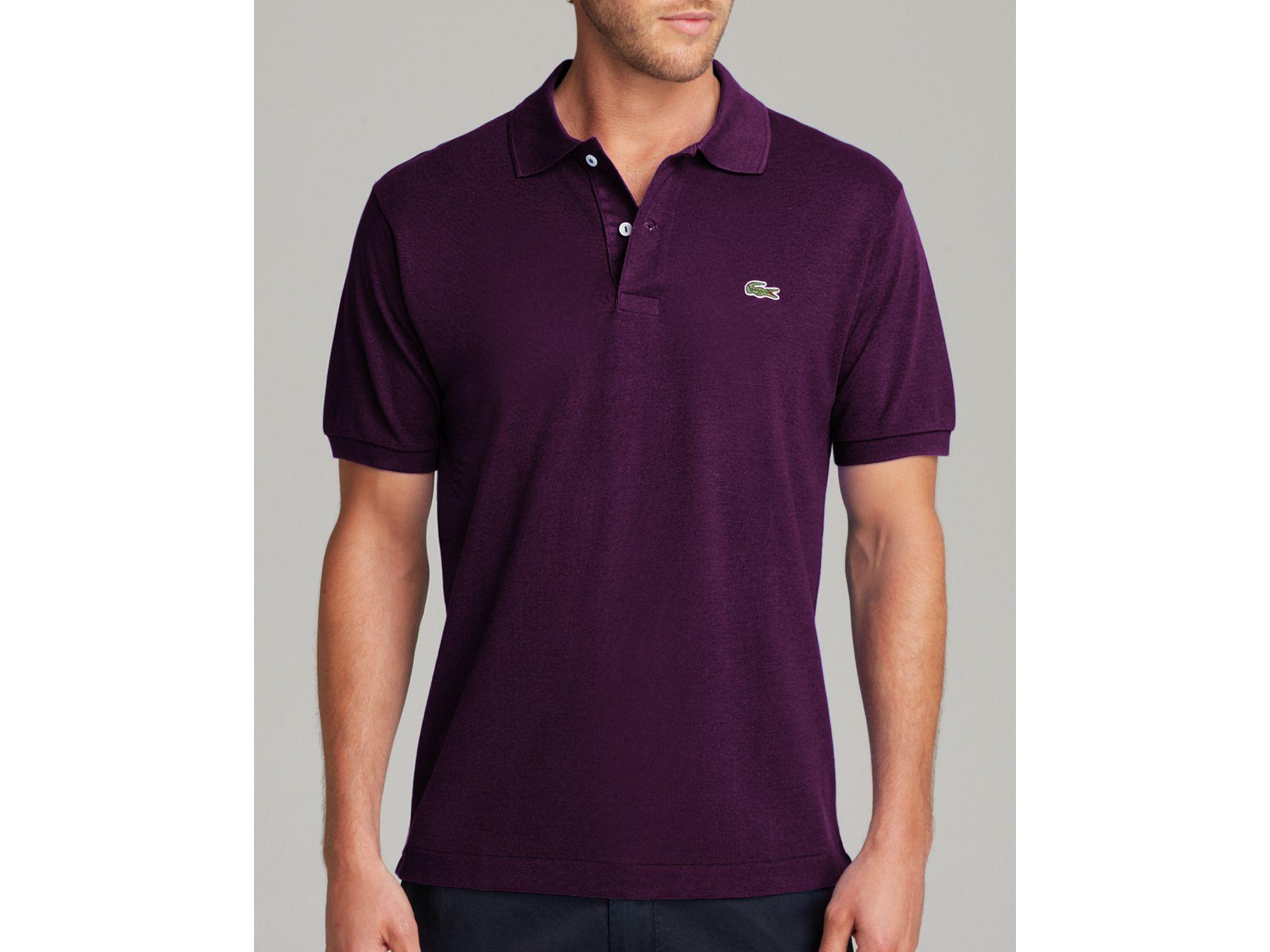 d0c2d32a10 Lacoste Classic Fit Polo Shirt | Azərbaycan Dillər Universiteti