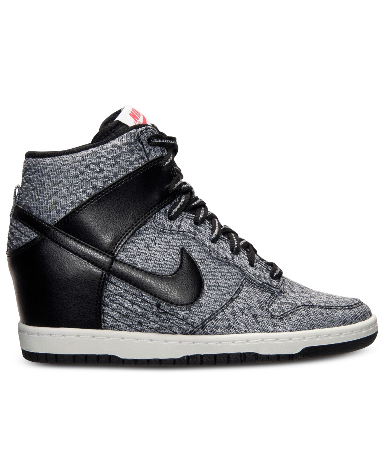 5d6da2266af Gallery. Previously sold at  Macy s · Women s Nike Dunk Women s Nike Dunk  Sky Hi ...