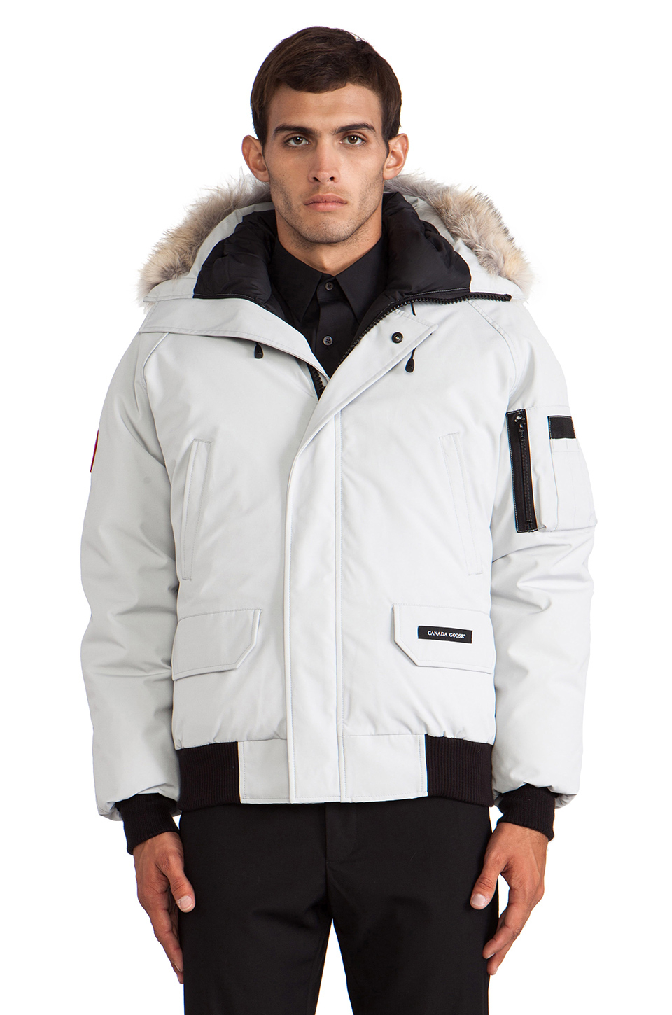 Gallery. Previously sold at: REVOLVE · Women's Canada Goose Chilliwack