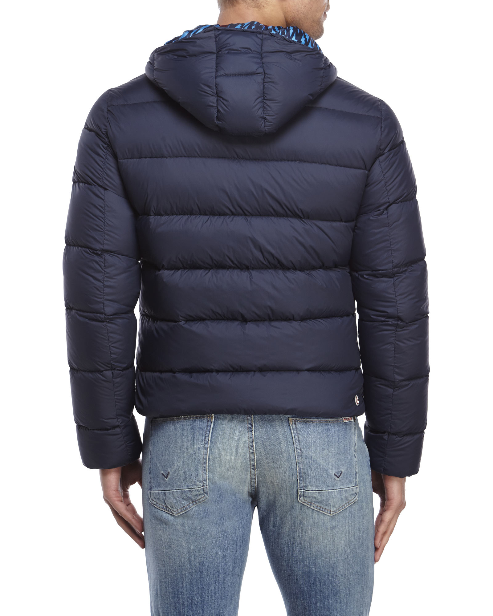 Buy Cheap Best Seller Cheap Sale 2018 New hooded parka coat - Blue Colmar Cheap Sale View New Lower Prices wvLuihy