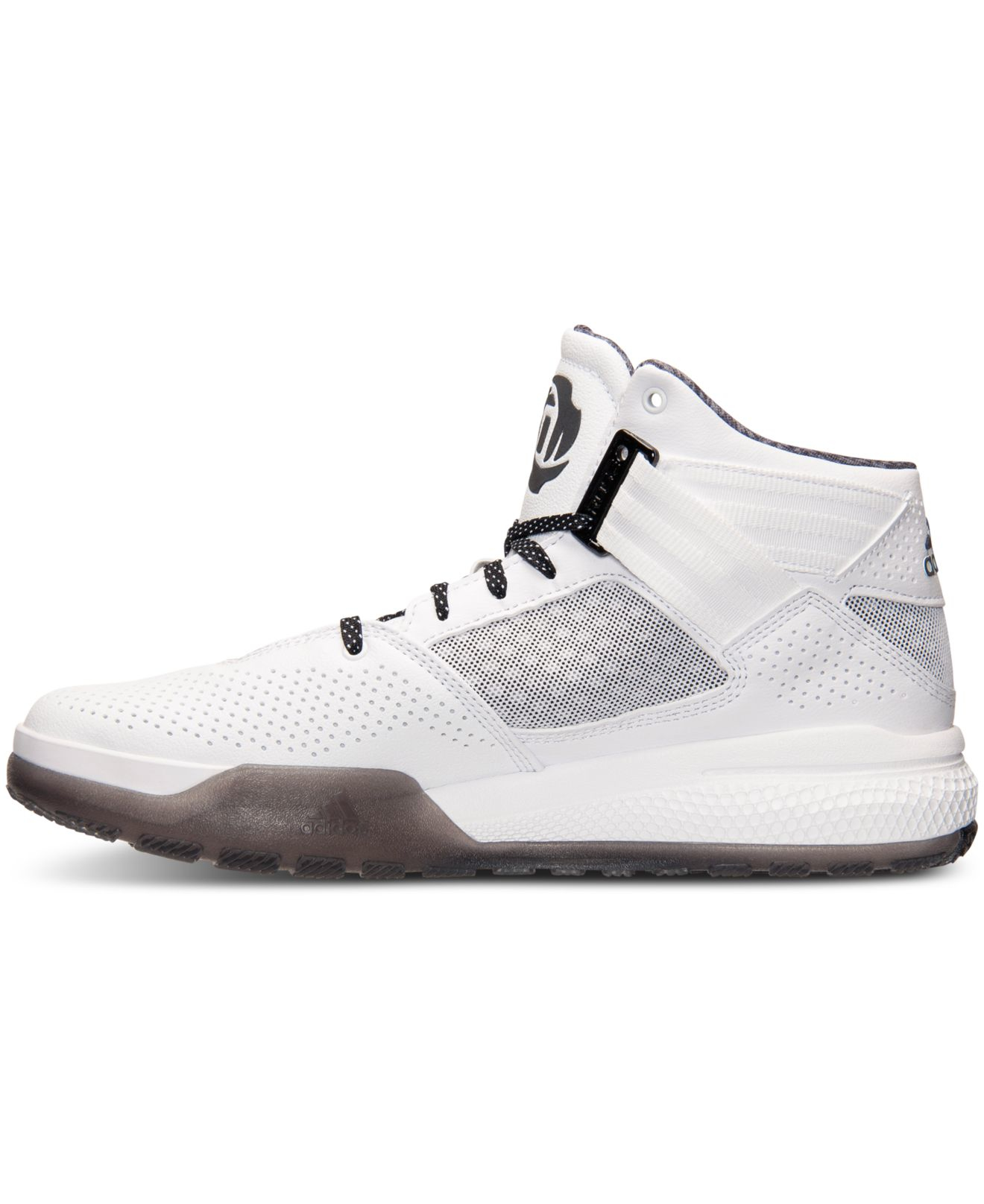 cf84d86314d8 Lyst - adidas Men s D Rose 773 Iv Basketball Sneakers From Finish Line in  White for Men