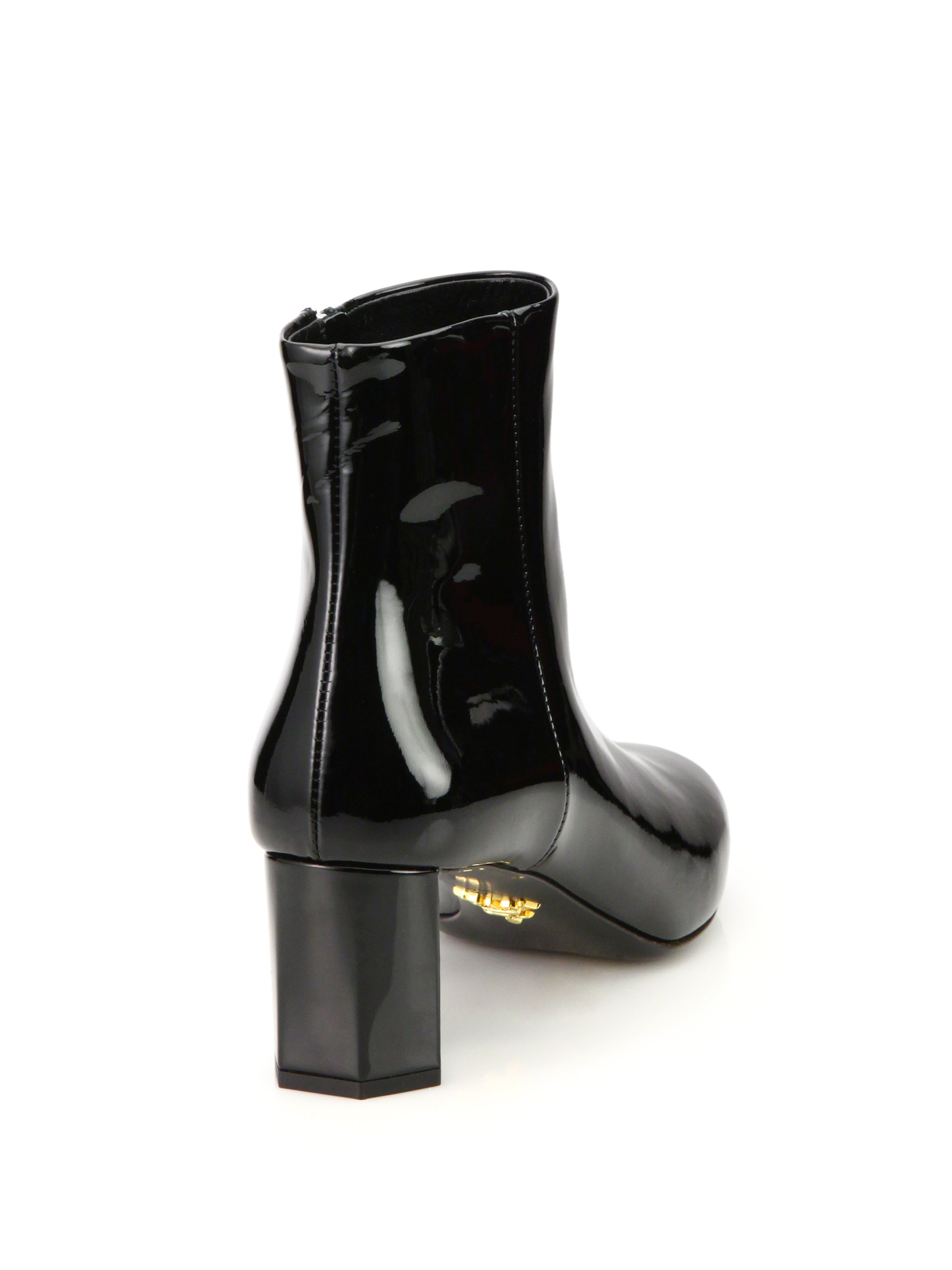 Prada high ankle boots