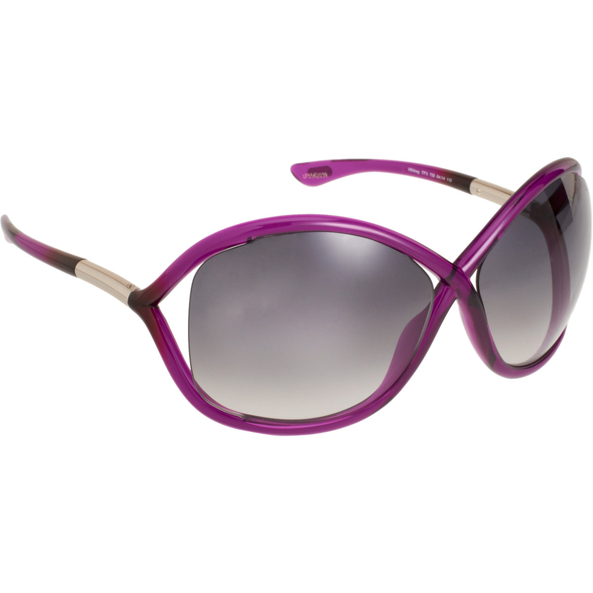 tom ford whitney sunglasses in purple lyst. Black Bedroom Furniture Sets. Home Design Ideas