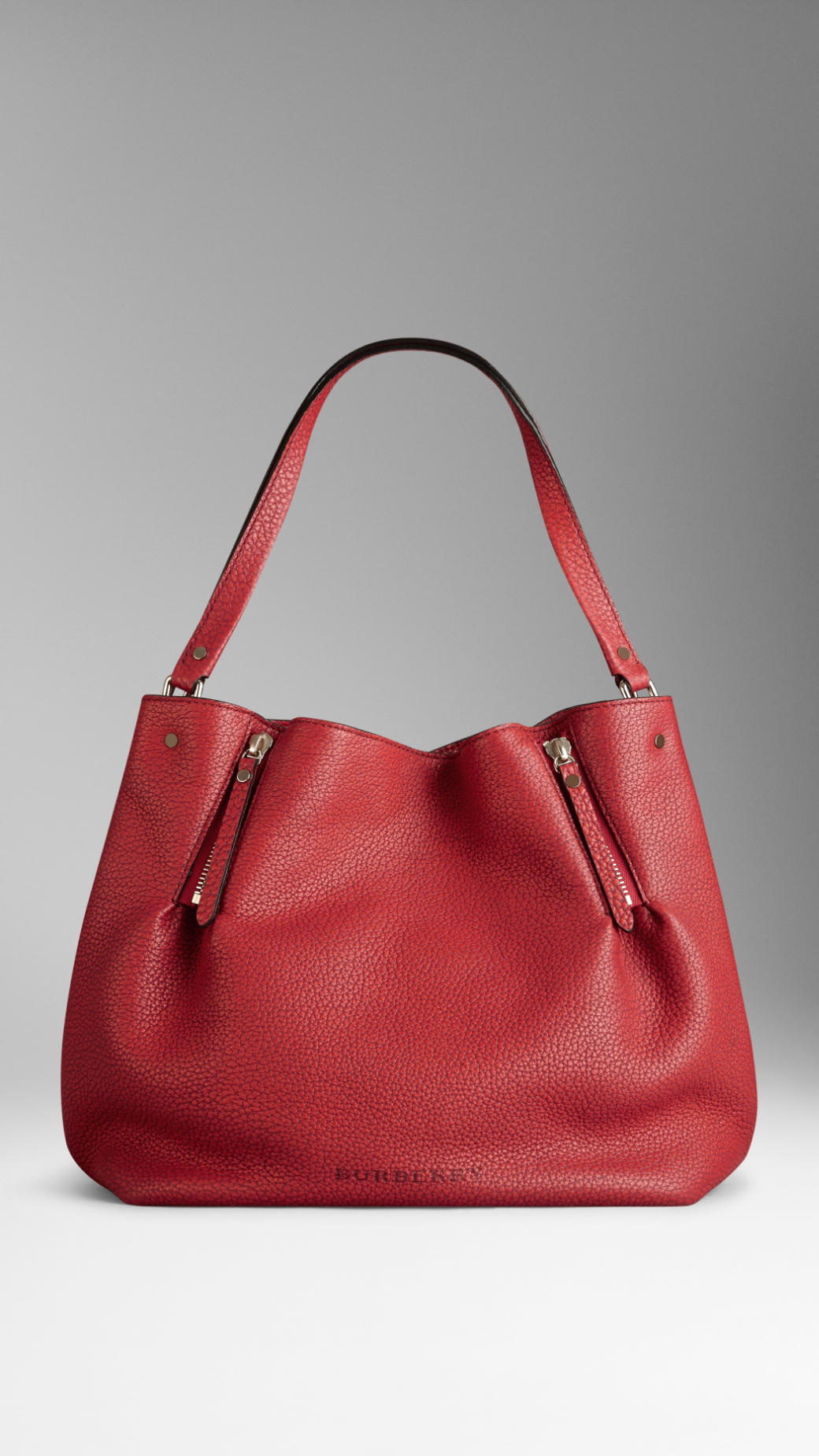 921716e1ce5e Burberry Red Purses Best Purse Image Ccdbb. Gallery. Lyst Burberry  Canterbury Tote ...