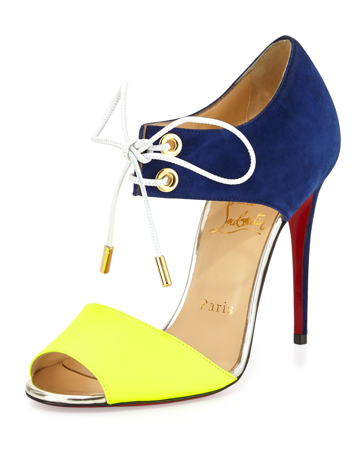 christian louboutin embellished patinana sandals Great store-wide ...