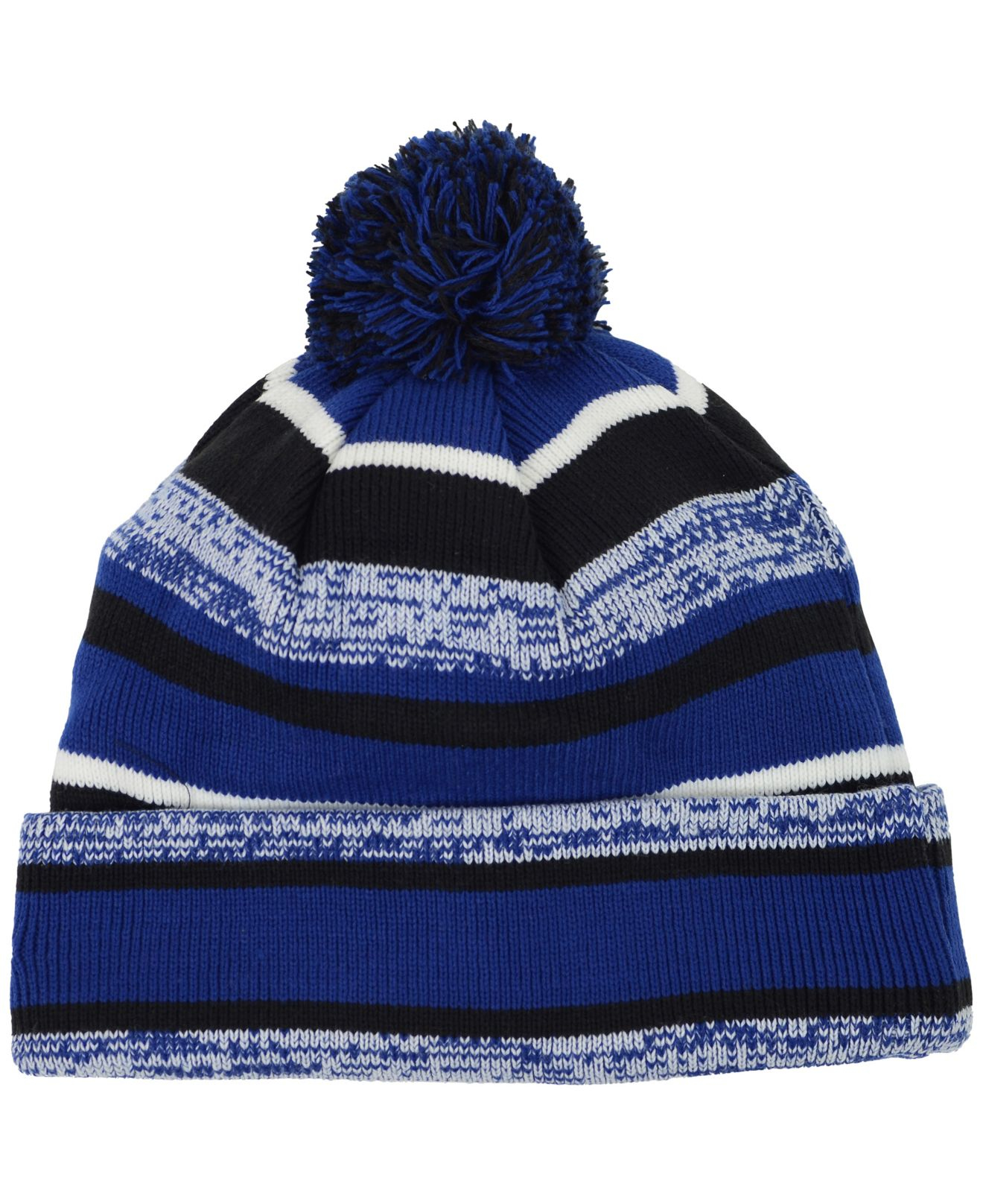 Lyst - KTZ Seton Hall Pirates Sport Knit Hat in Blue for Men 314036d9e094