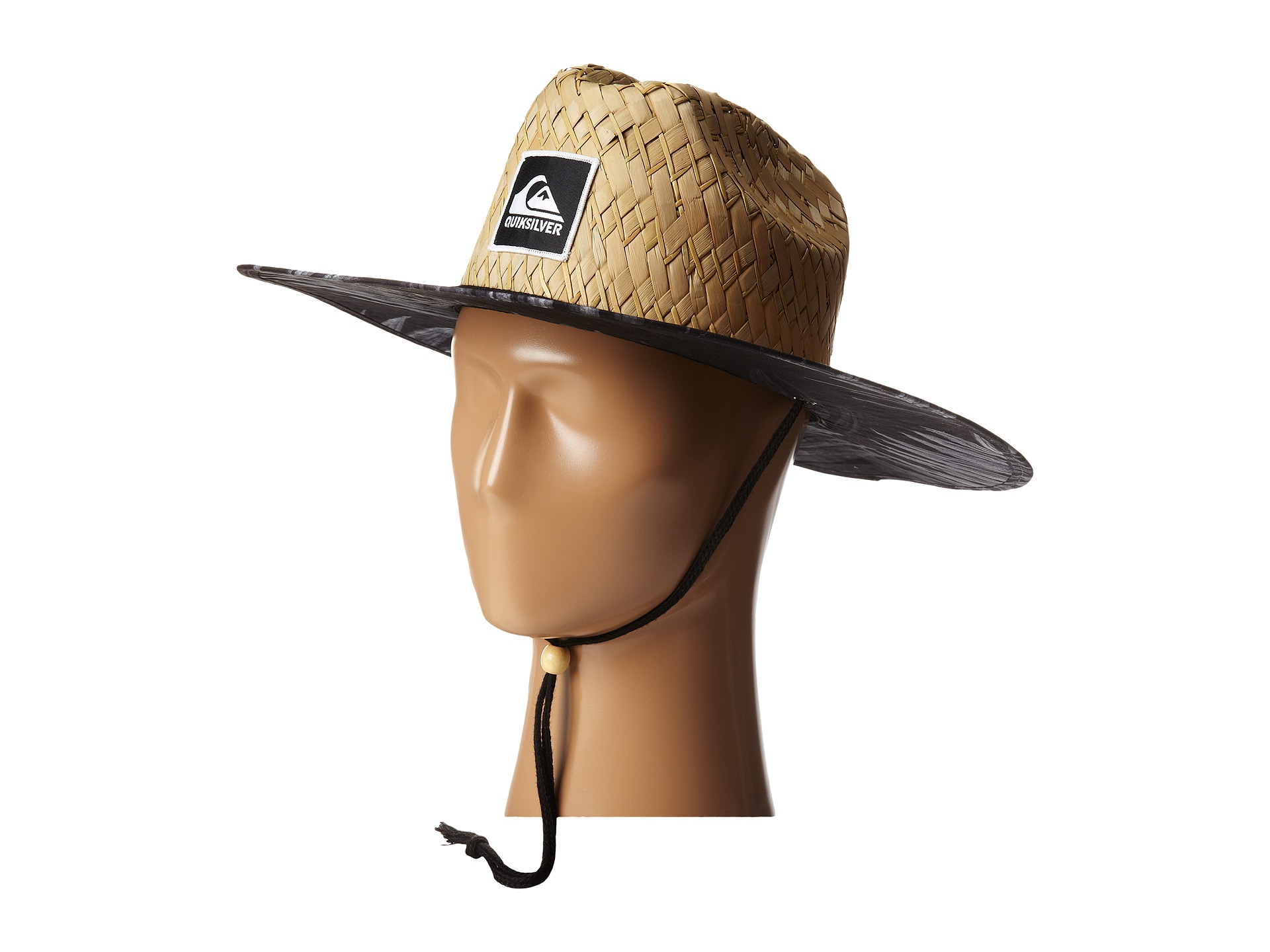 a113cf72 Quiksilver Outsider Hat in Natural for Men - Lyst