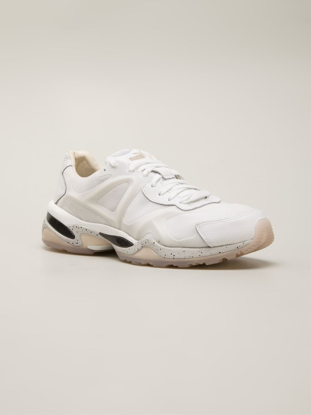outlet largest supplier Alexander McQueen White Levon Sneakers buy cheap new shopping discounts online visit online YUZL5dljY