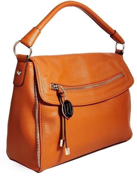 River Island Brown Shoulder Bag 18