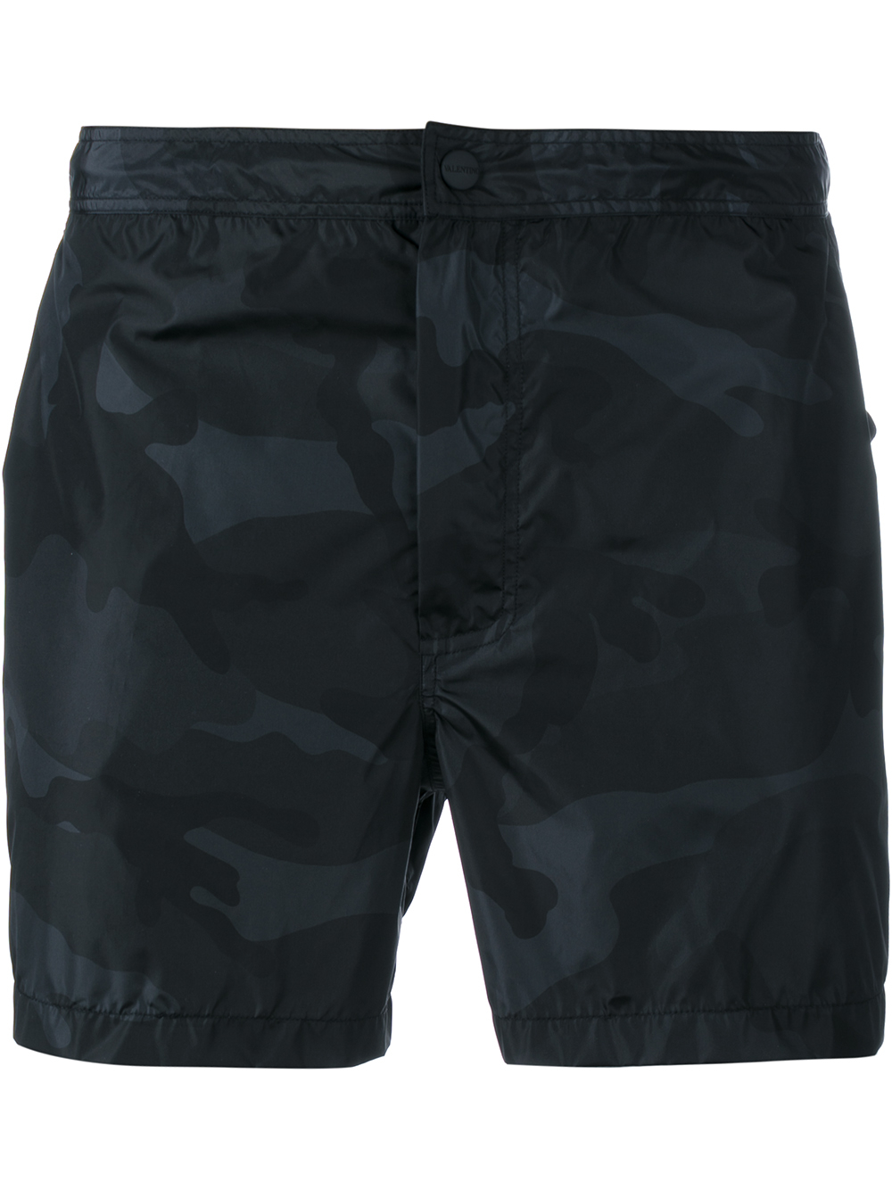 Lyst - Valentino Camouflage Swimming Shorts in Black for Men c742726cba4