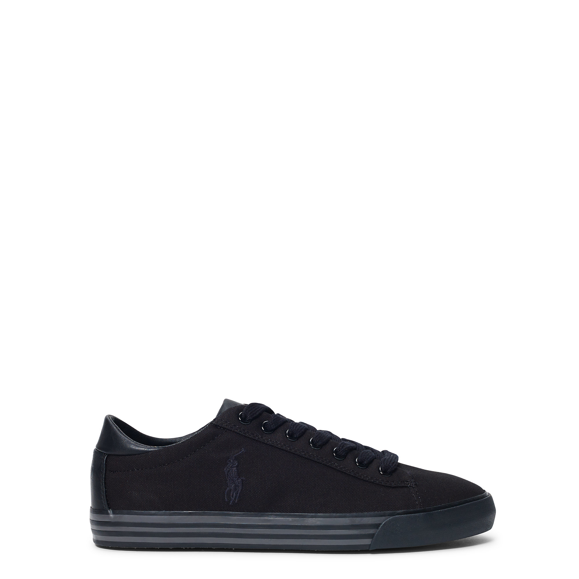 Polo Ralph Lauren Harvey Navy Sneakers  Men