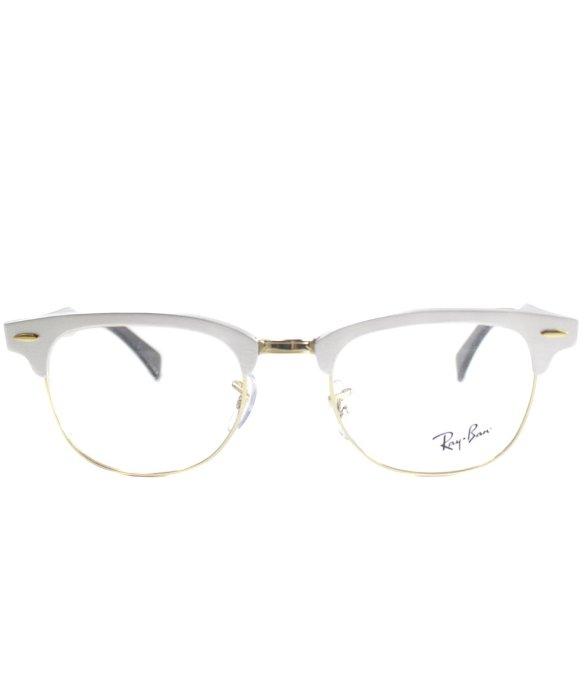 Ray Ban Silver And Gold