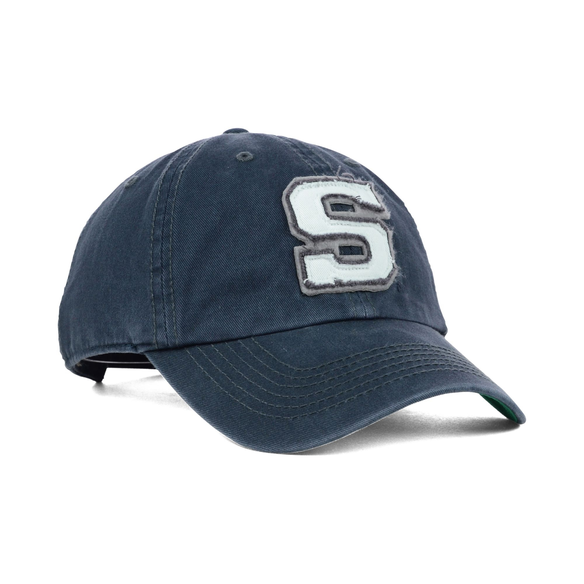 ... shopping lyst 47 brand penn state nittany lions gibraltar clean up cap  in 41fb2 99d74 7aaa78c98bb1