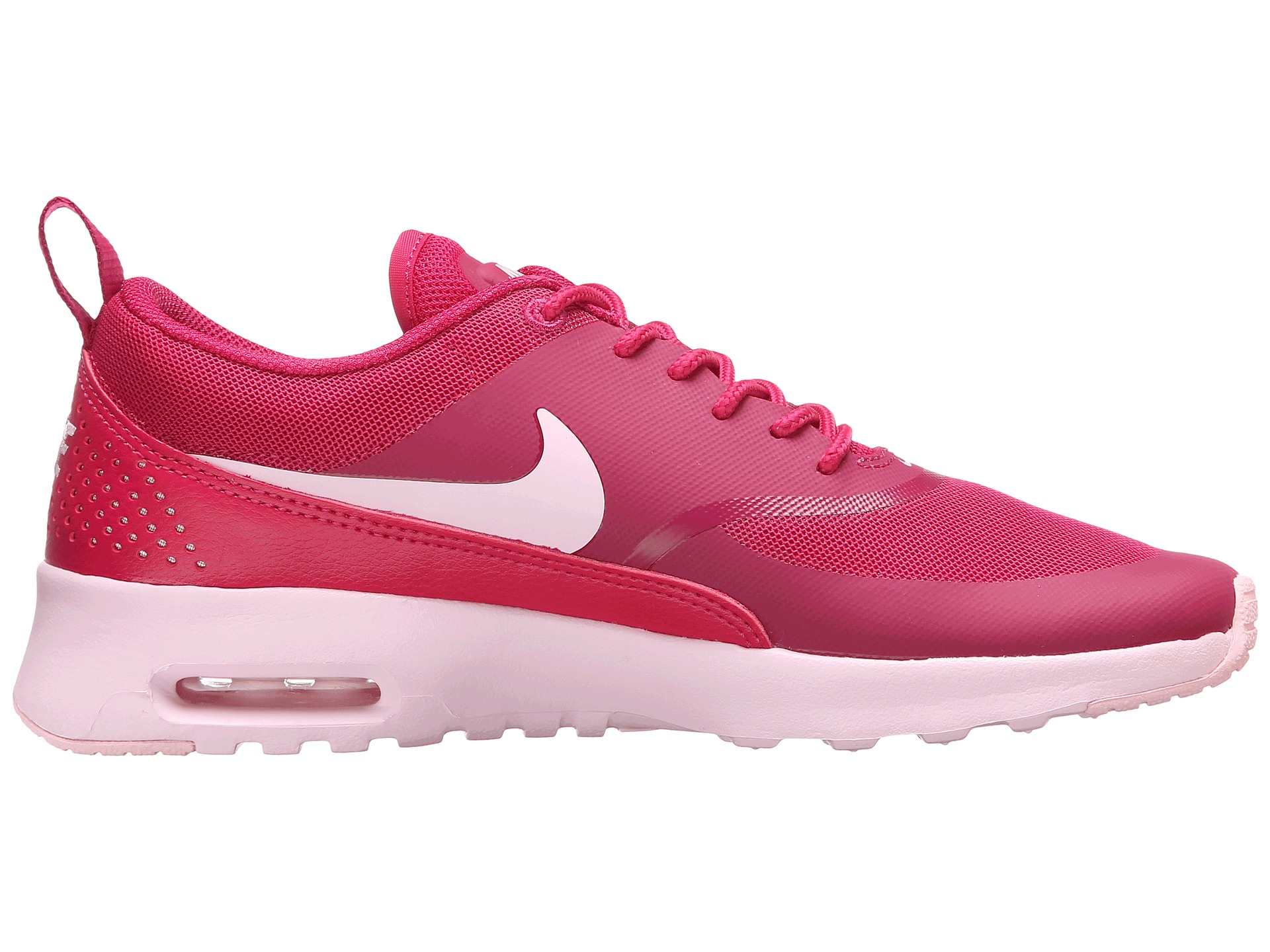 air max thea raspberry red. Black Bedroom Furniture Sets. Home Design Ideas