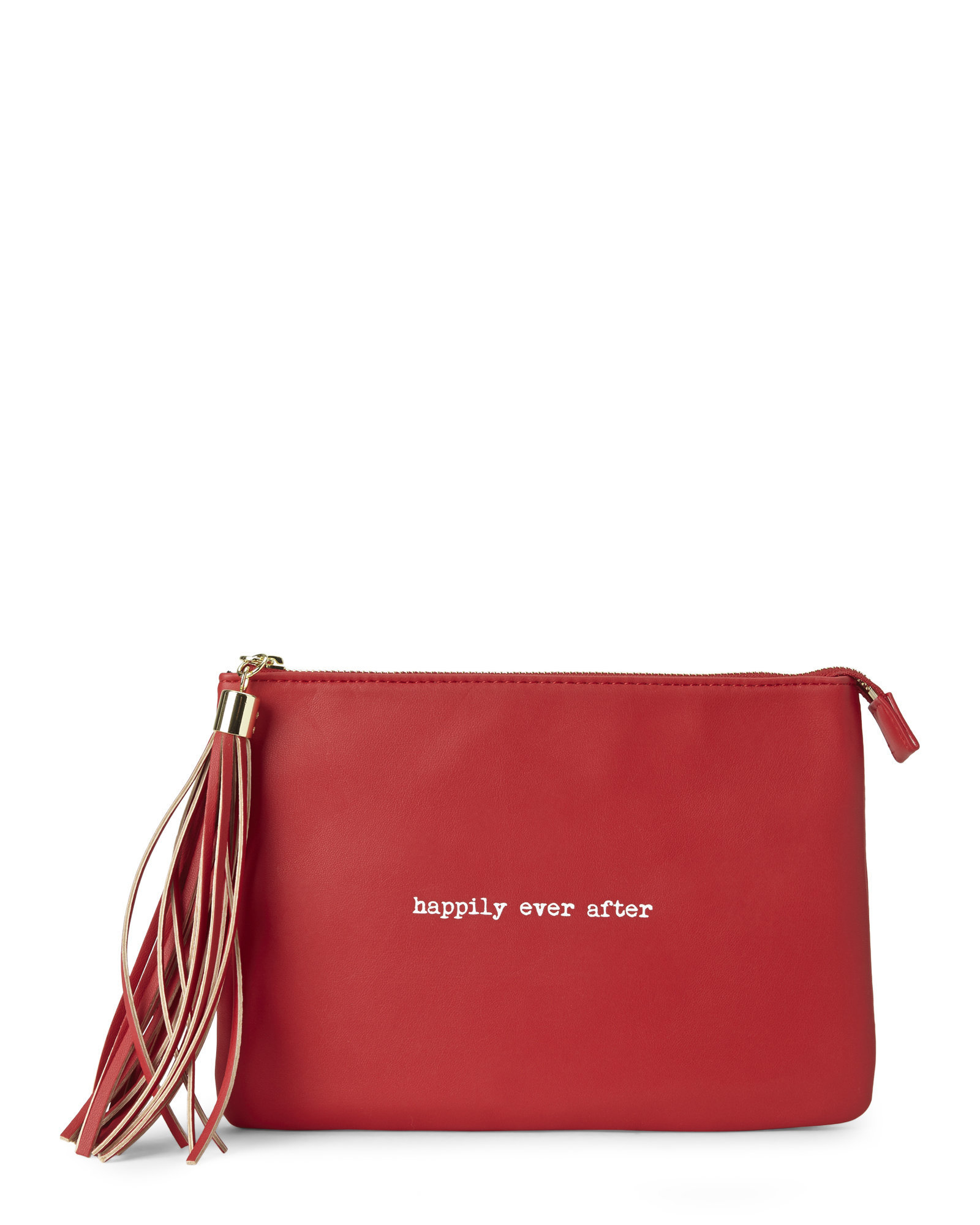 Lyst Olivia Joy Lipstick Red Hily Ever After Josephine Clutch