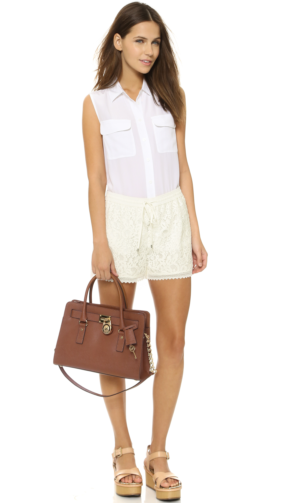 Gallery Previously Sold At Bop Women S Michael By Kors Hamilton