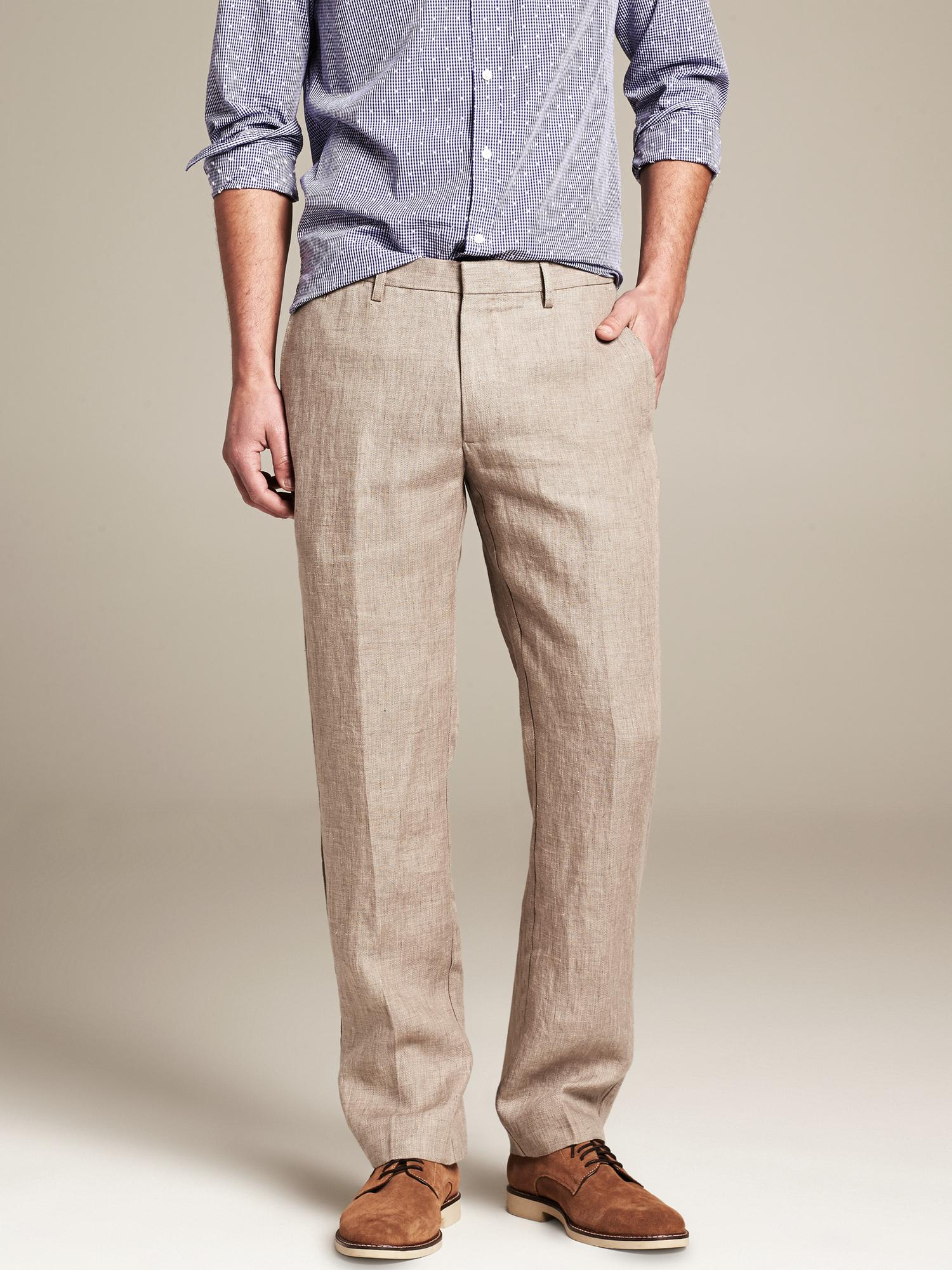 Free shipping and returns on Men's Linen Pants at cuttackfirstboutique.cf
