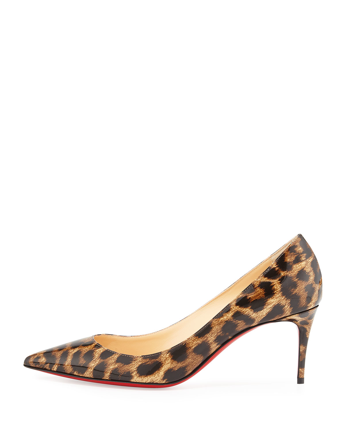 Christian Louboutin Ruby Red Shoes