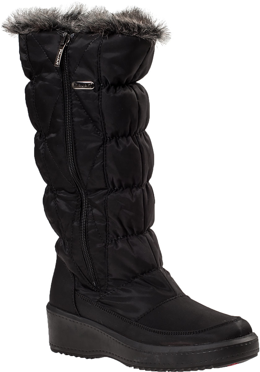 Pajar Riviera Tall Shearling Lined Boots In Black Save