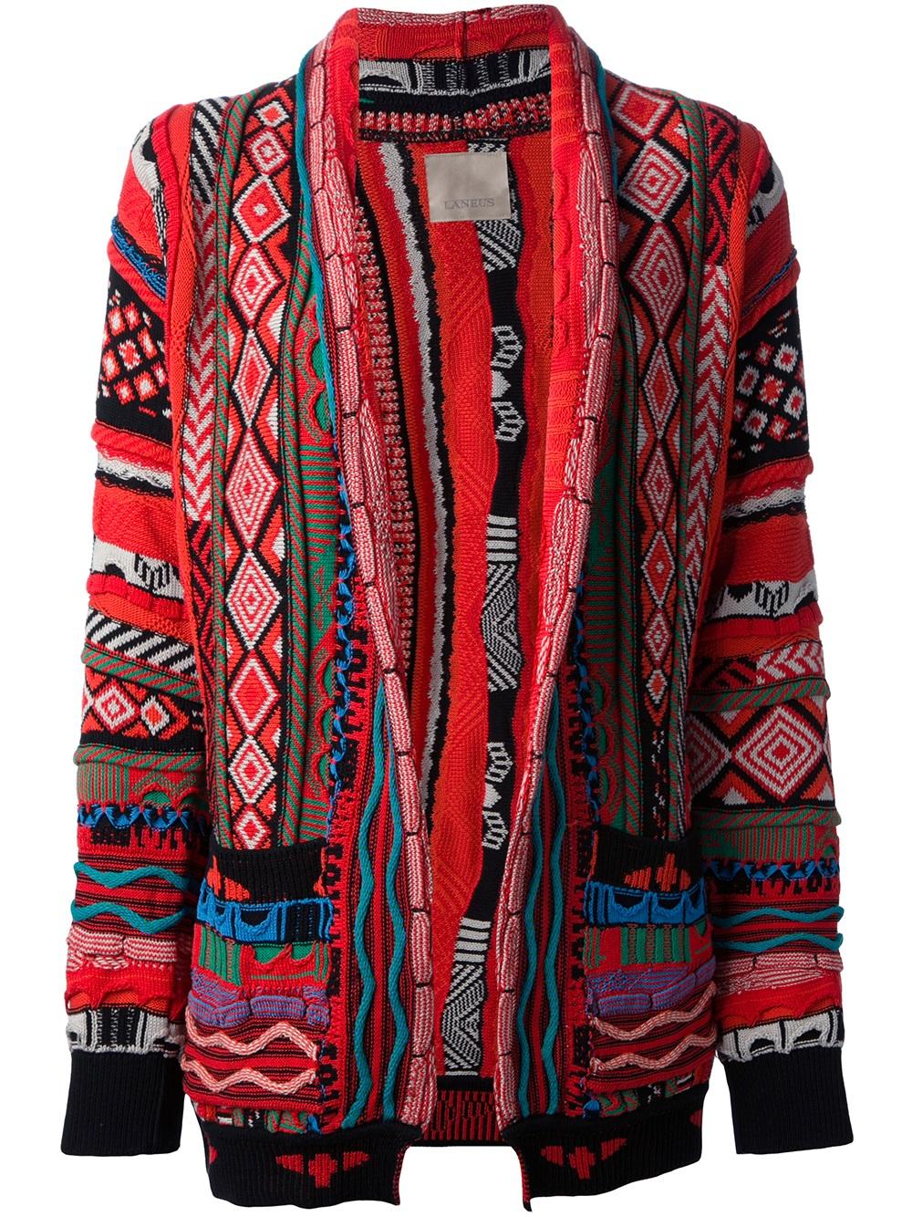 KNITWEAR - Cardigans Laneus Cheap Great Deals Sale Online Shopping New For Sale Bi4yGXSPr