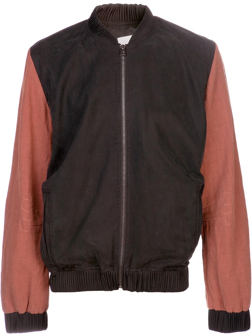 Chapter Maro Jacket In Black For Men | Lyst