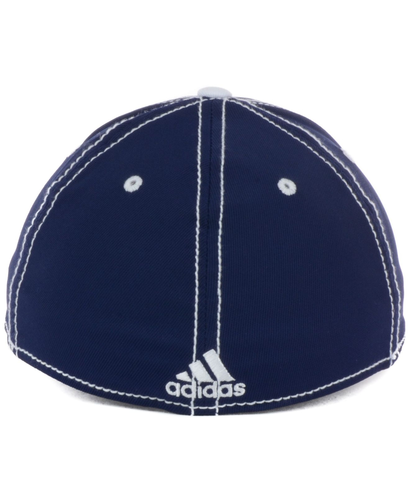 6d60177c396 Lyst - adidas Indiana Pacers Nba Primary Team Flex Cap in Blue for Men