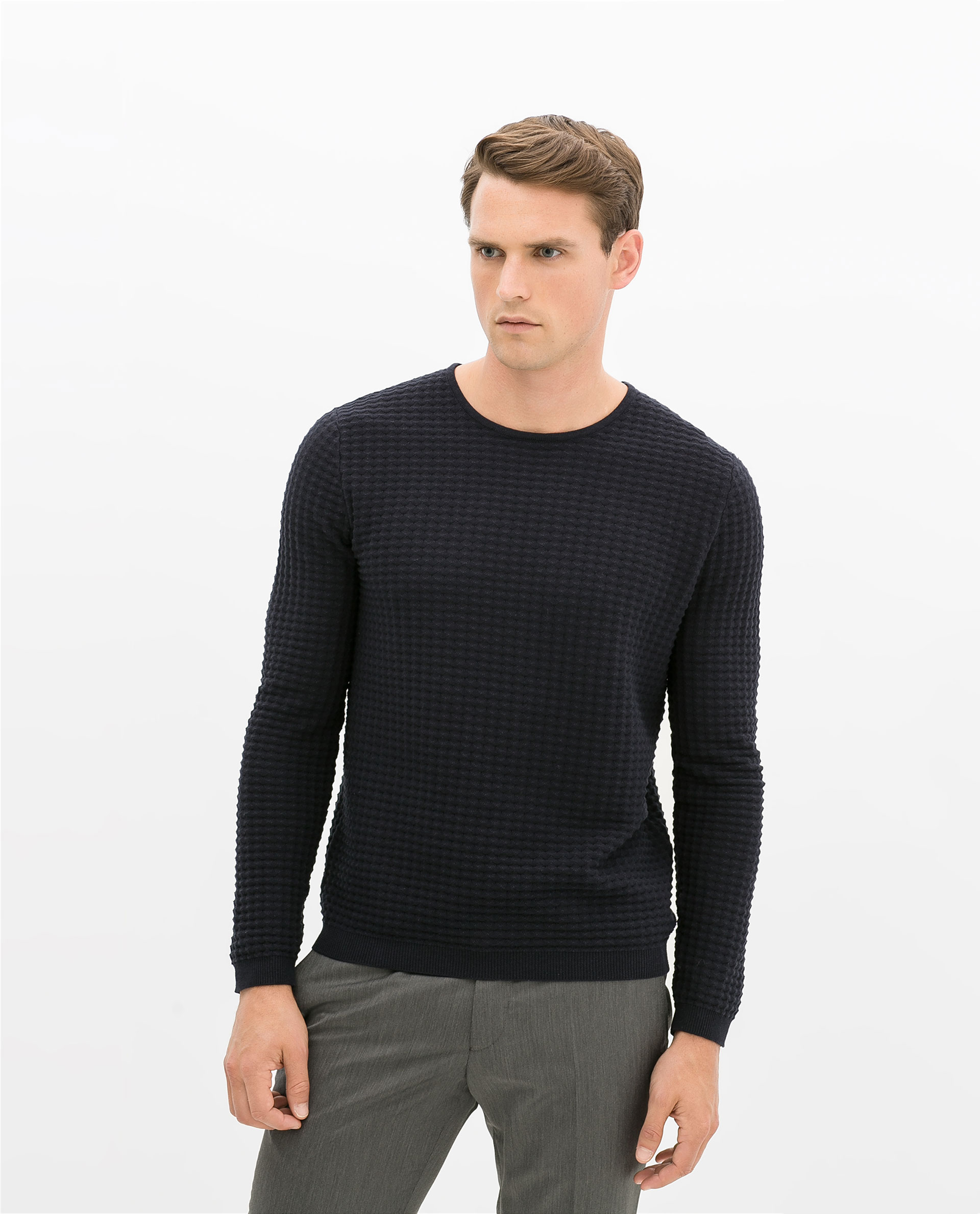 Zara Men'S Sweater 71