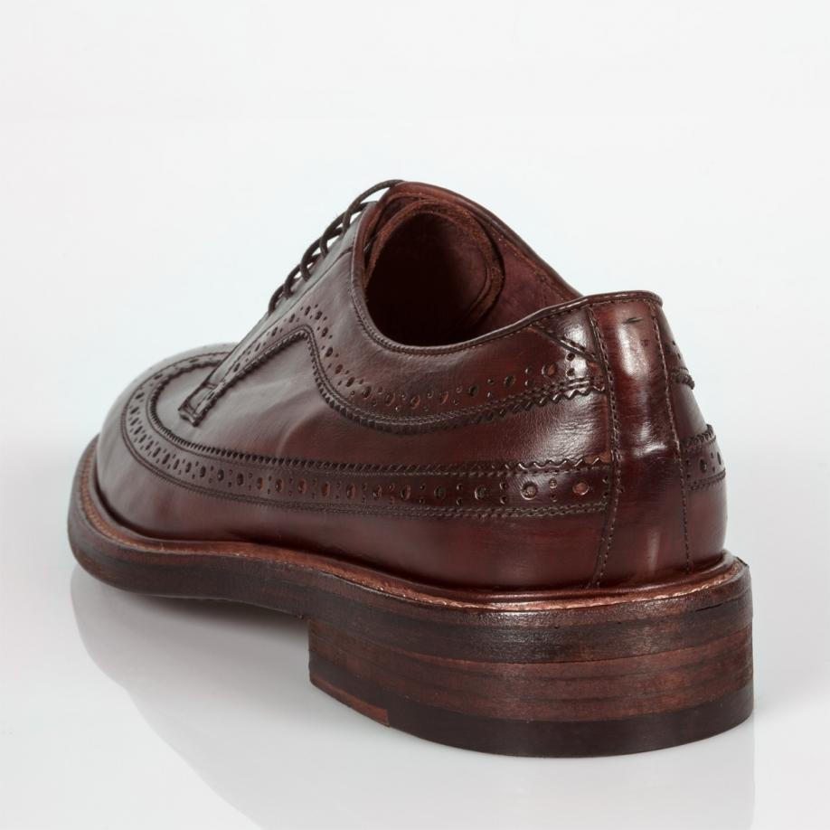 Mens Paul Smith Brown Shoes