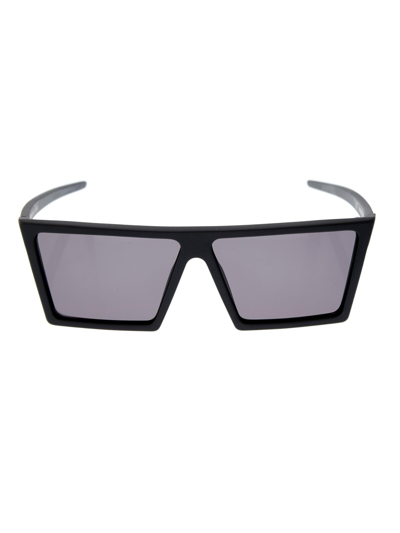 W matte sunglasses - Black Retro Superfuture