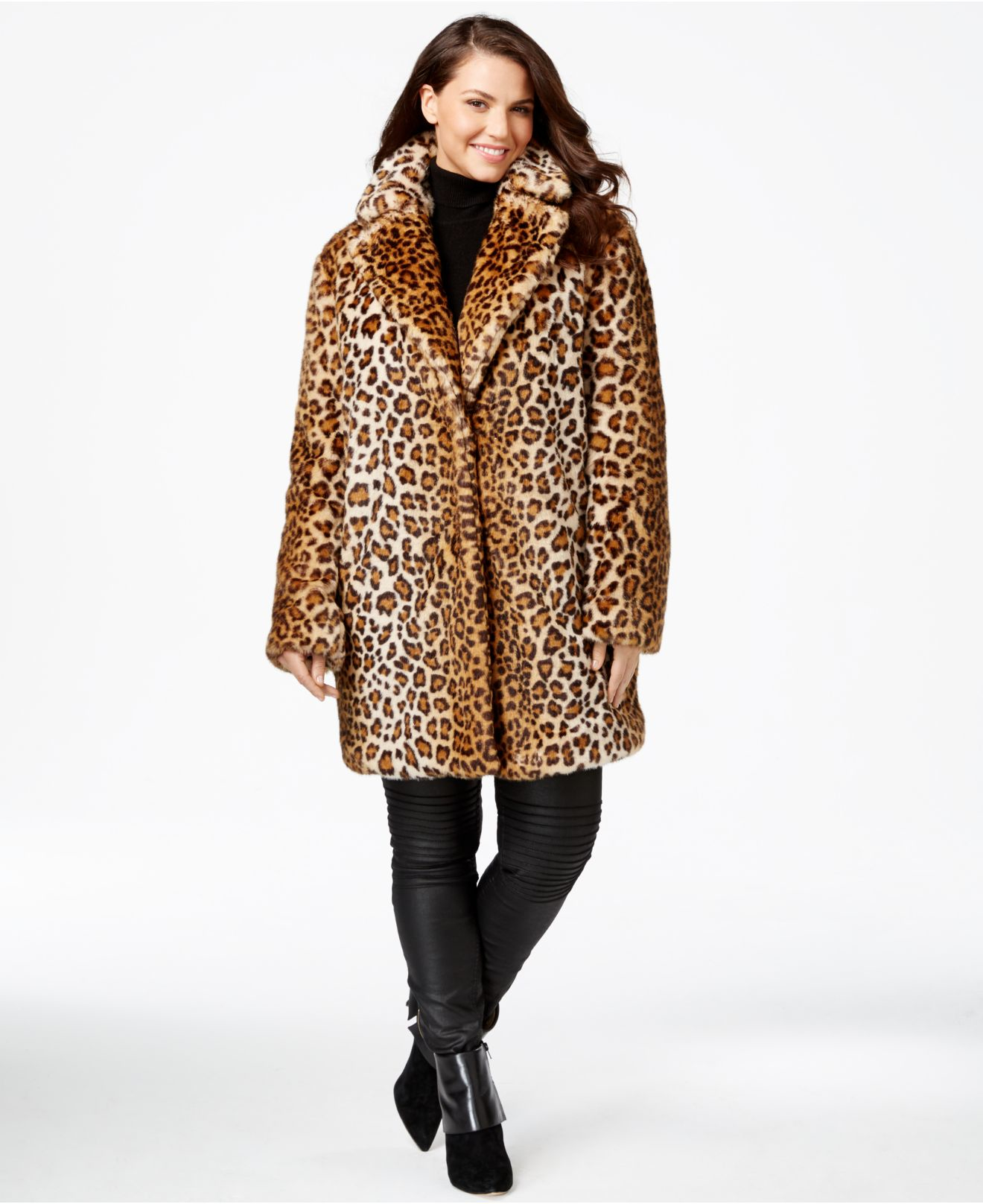 Find plus size faux fur coats at ShopStyle. Shop the latest collection of plus size faux fur coats from the most popular stores - all in one place.