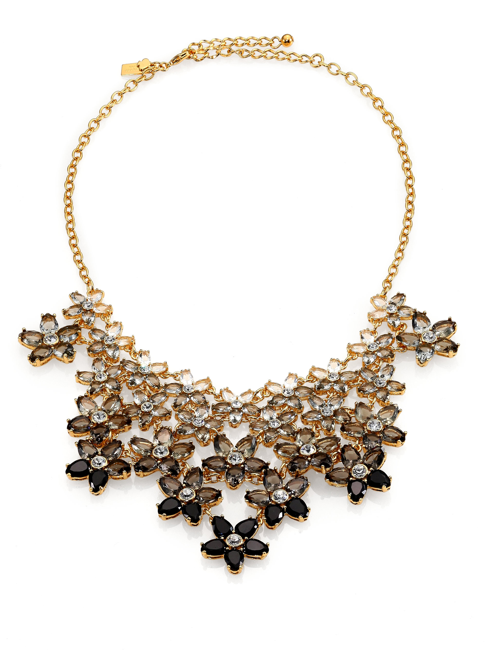 Kate spade new york Ombre Bouquet Statement Necklace in ...