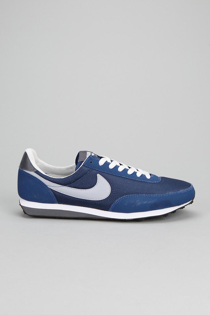 huge discount 808aa 0c9a2 Lyst - Nike Elite Sneaker in Blue for Men