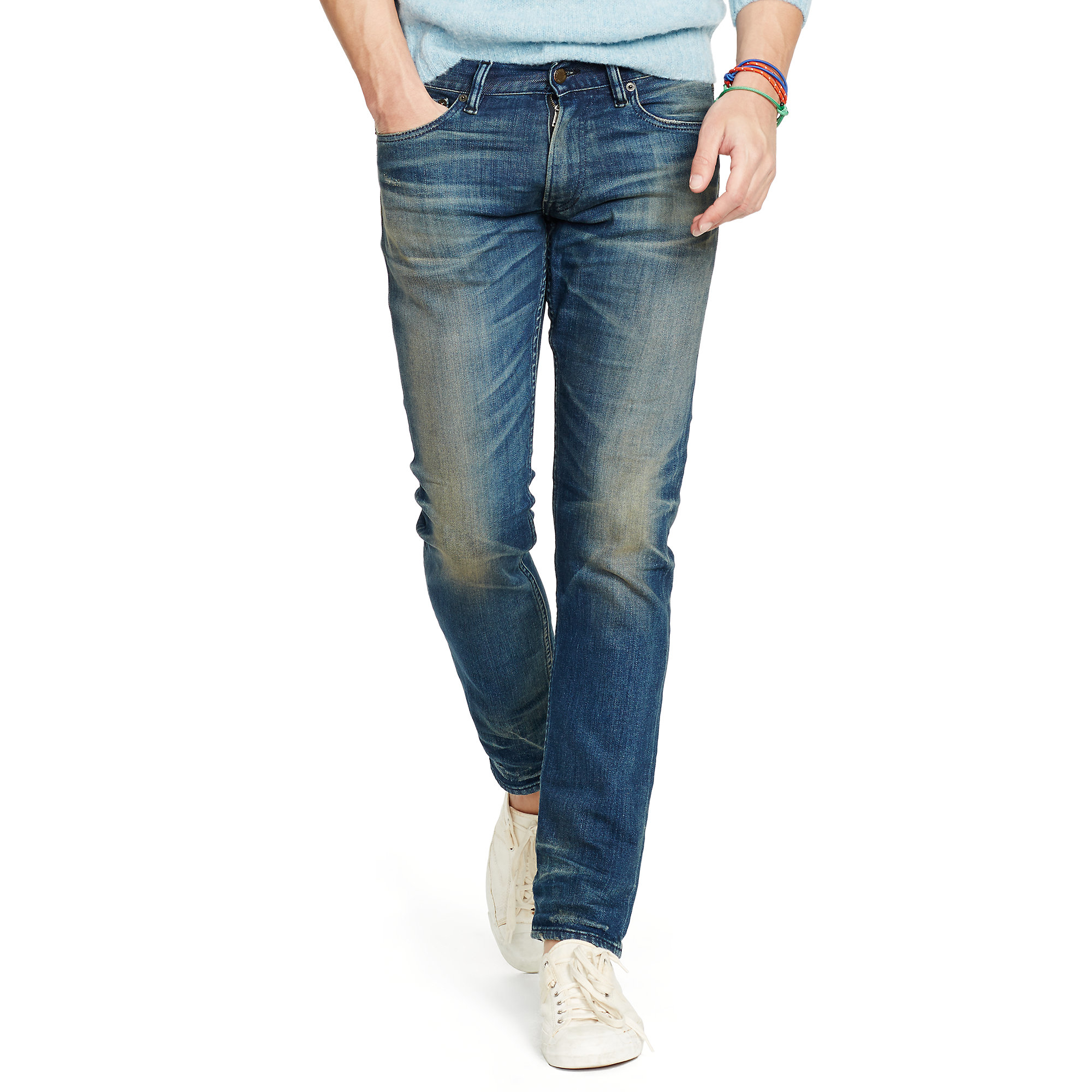 Lyst - Polo Ralph Lauren Sullivan Slim-fit Jean in Blue for Men 9951c4743774