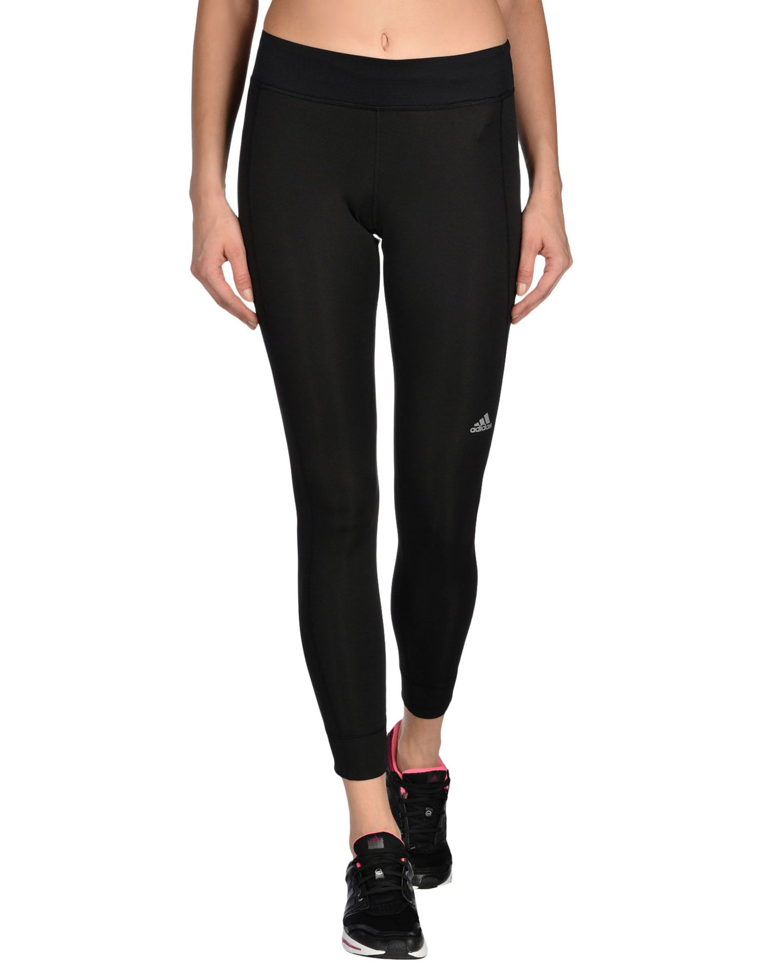 Lyst - Adidas Leggings in Black