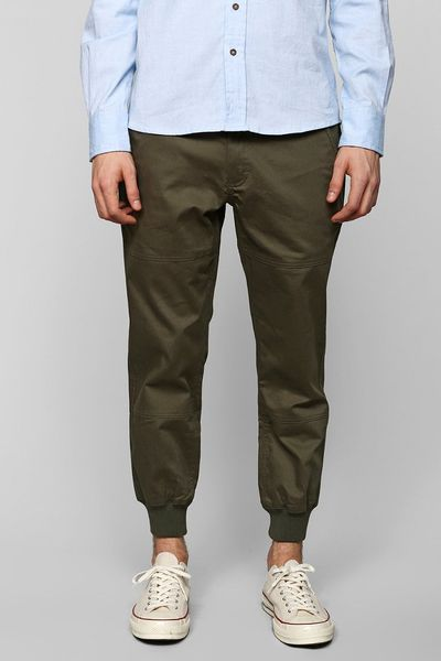 Publish Legacy Jogger Pant In Green For Men (DARK GREEN) | Lyst