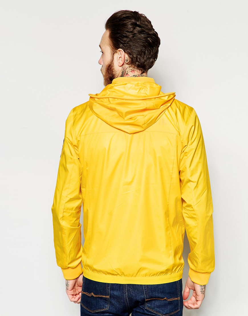 494e7f9816 ... wholesale lyst the north face denali diablo jacket in yellow for men  0d8d4 2a1fb