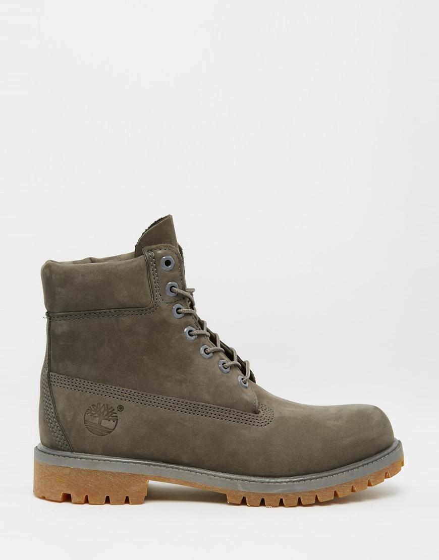 timberland classic 6 premium boot brown