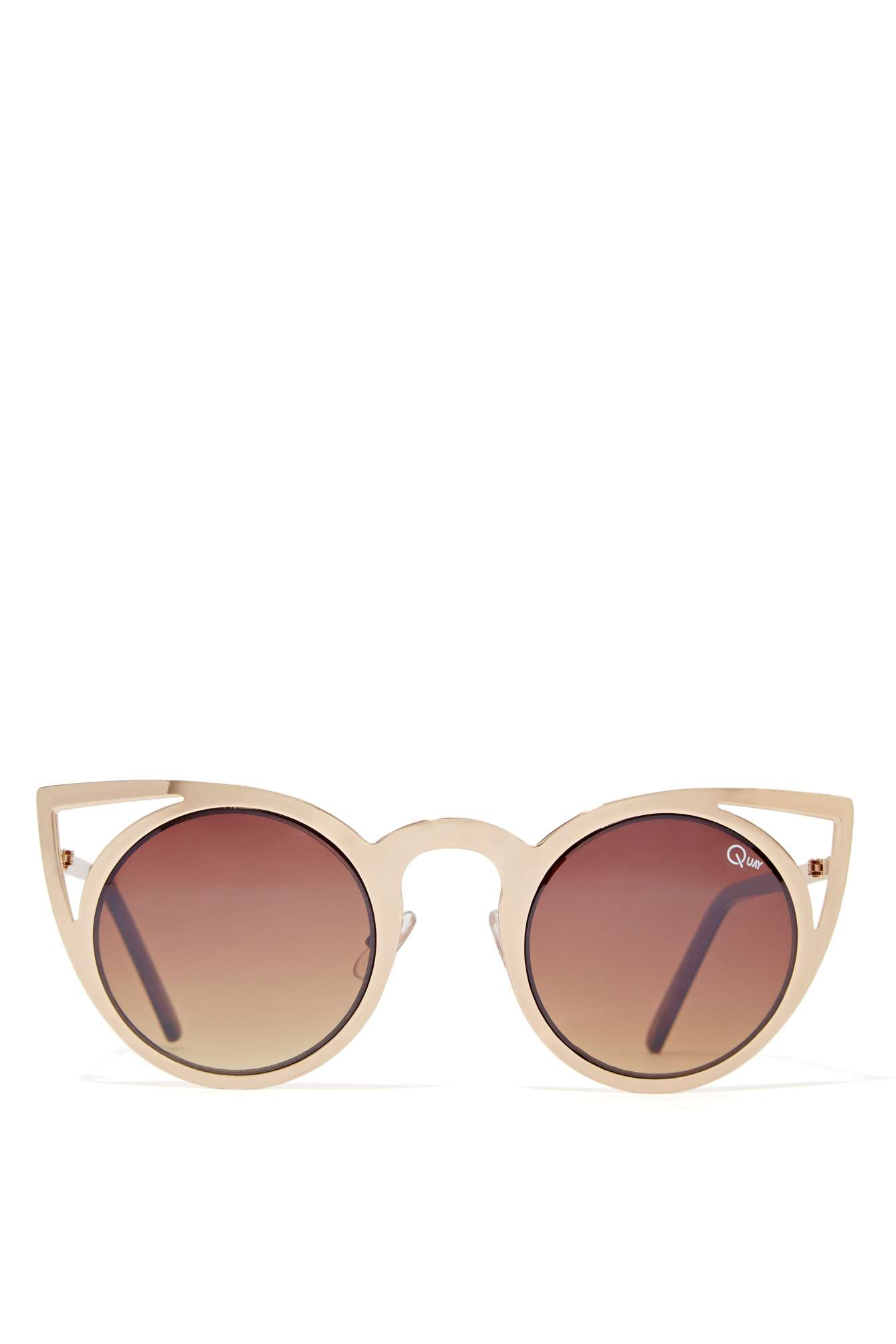 Quay Invader Cat Eye Sunglasses