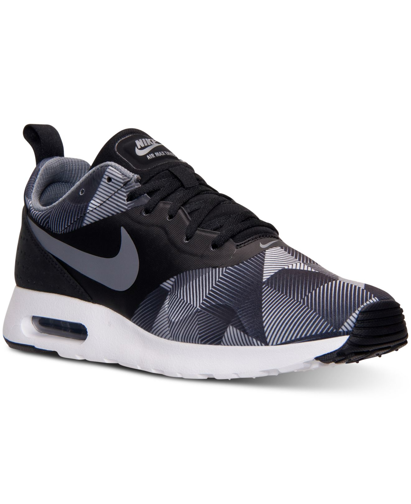 separation shoes 44a55 1181b ... best price lyst nike mens air max tavas print running sneakers from  finish 65d12 dd690