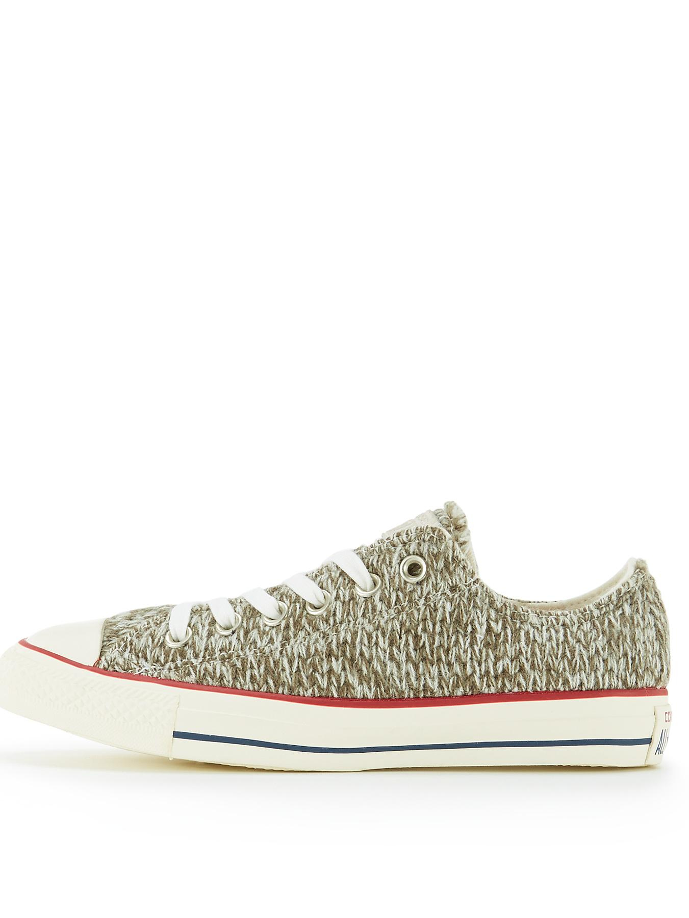 converse chuck taylor all star winter knit