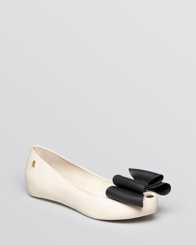 Melissa Shoes Ballet Flats