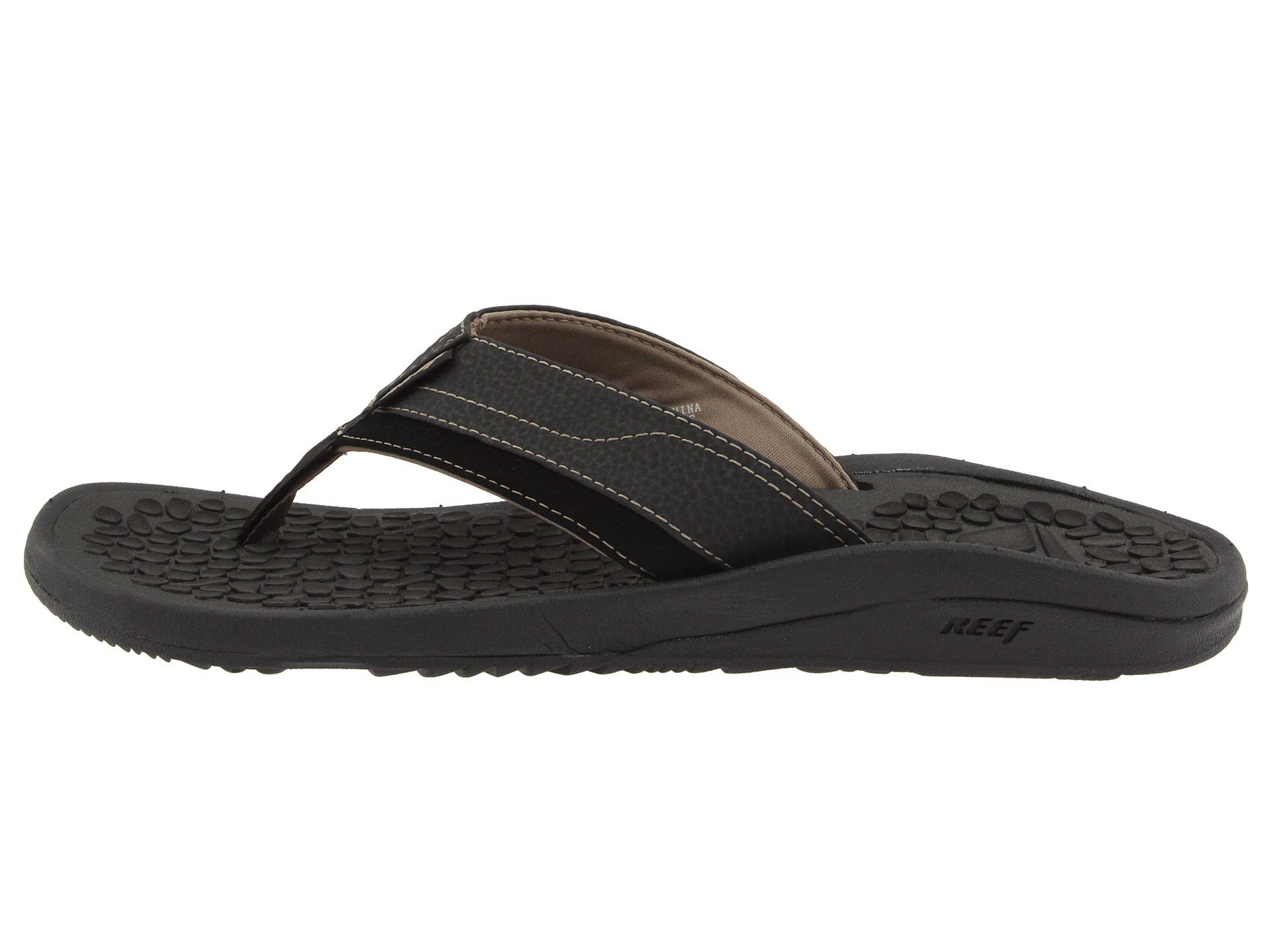 ae691c1f9f5e Lyst - Reef Playa Negra in Black for Men