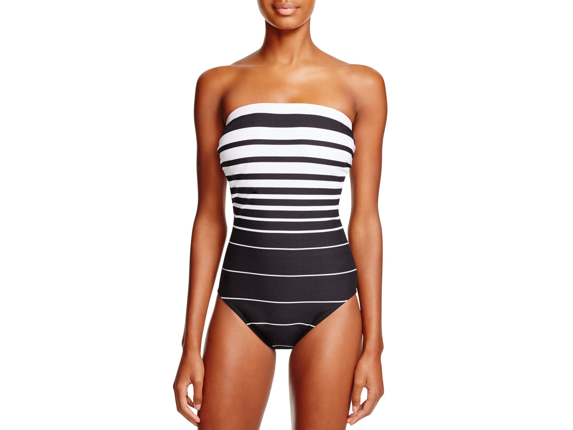 ddeac3bde7 Lyst - Miraclesuit Right Down The Line Avanti One Piece Swimsuit in ...