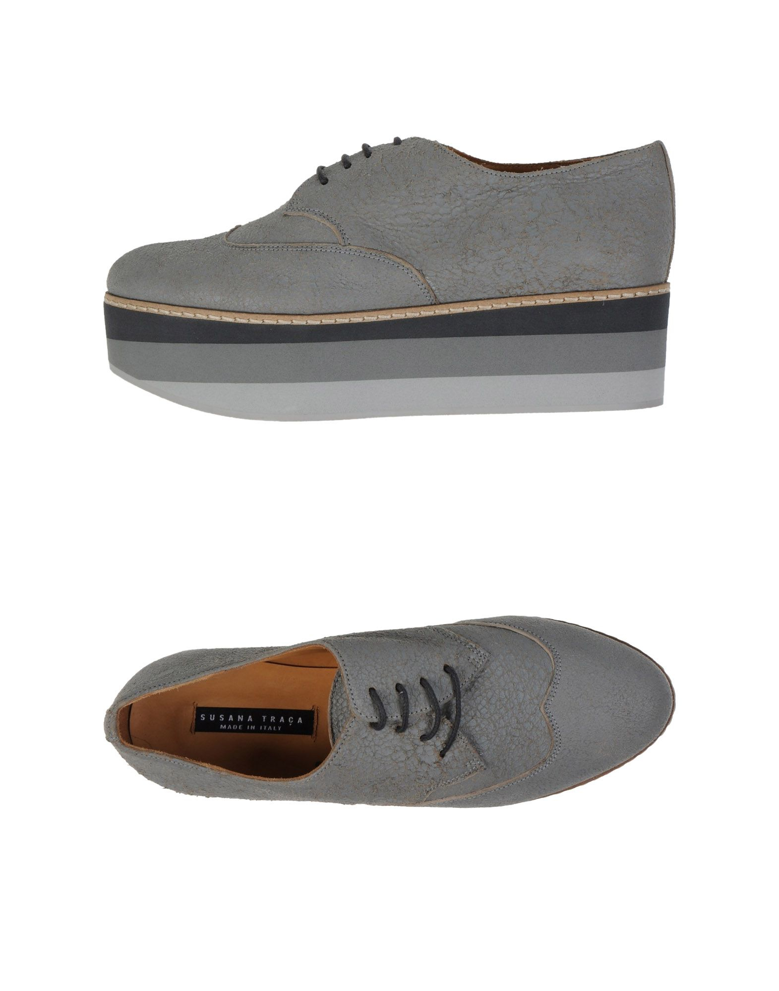 Buy Cheap How Much Buy Cheap Huge Surprise FOOTWEAR - Lace-up shoes Susana Tra?a How Much Sale Online Sale Supply XxJd3Loqkq