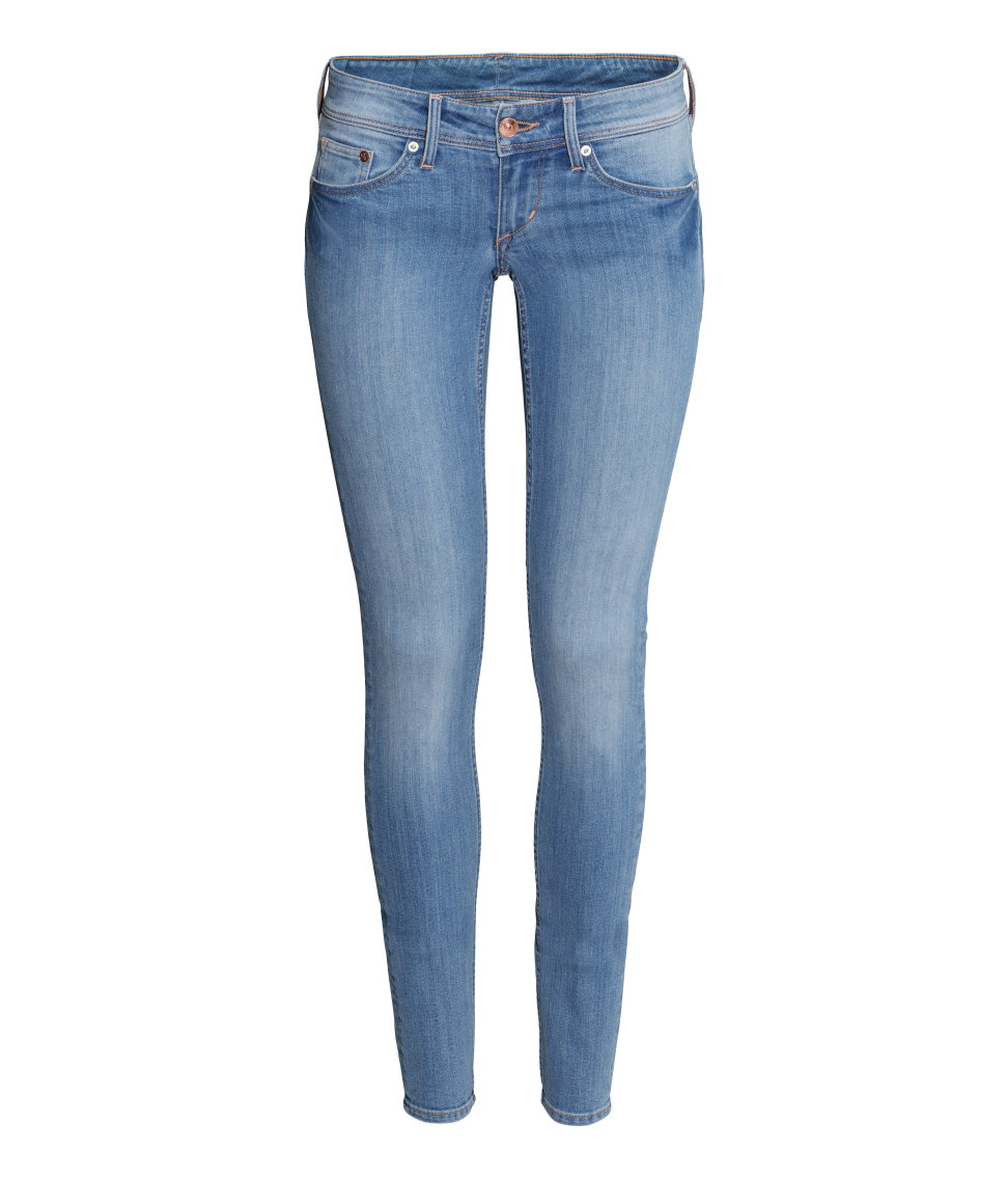 Excellent Super Sqin Jeans In Blue  Lyst