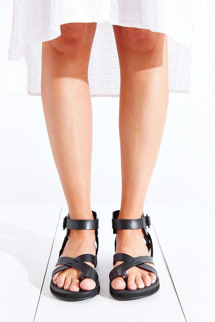 Lyst Kelsi Dagger Brooklyn Cancun Sandal In Black